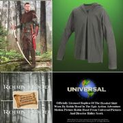 Robin Hood Hooded Shirt - Officially Licensed